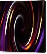 Juggling Colors Canvas Print by Gail Matthews
