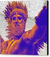 Jupiter - Zeus Canvas Print