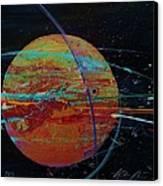 Jupiterlicious Canvas Print by Chris Cloud