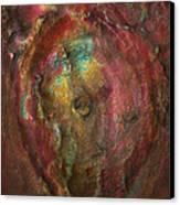 Just Below Canvas Print by Jack Zulli