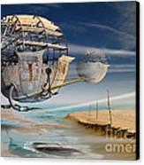 K202 Canvas Print by Radoslav Penchev