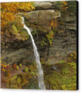 Kaaterskill Falls Canvas Print by Gregory Scott
