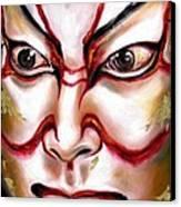 Kabuki One Canvas Print