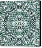 Kaleidoscope 31 Canvas Print