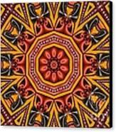 Kaleidoscope 39 Canvas Print