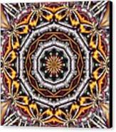 Kaleidoscope 41 Canvas Print