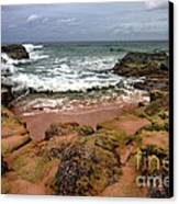 Kauai Seascape I Canvas Print by Maxwell Amaro
