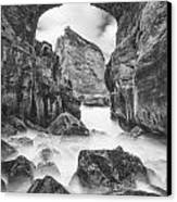Kehole Arch Canvas Print by Darren  White