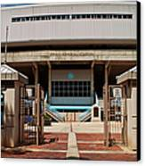 Kenan Memorial Stadium - Gate 6 Canvas Print