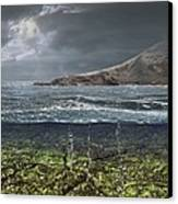 Kenorland Prehistoric Landscape, Artwork Canvas Print by Science Photo Library