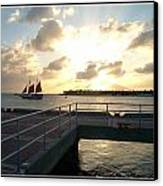 Key West Canvas Print by Bruce Kessler