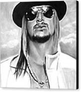 Kid Rock Canvas Print