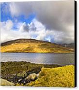 Killary Harbour On The Irish West Coast Canvas Print