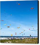 Kite Festial Canvas Print by Robert Bales