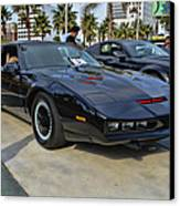 Kitt Canvas Print by Tommy Anderson