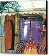 Knicks Tavern Canvas Print