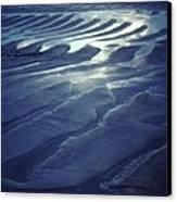 Koh Phang-an Sand And Sea Serenity - Thailand Canvas Print