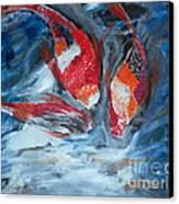 Koying Canvas Print