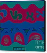 Kshatragnya Canvas Print by Meenal C