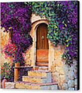 La Grange Canvas Print by Michael Swanson