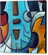 La Musique 2 Canvas Print