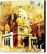 Lahore Museum Canvas Print by Catf