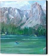 Lake Mamie Canvas Print