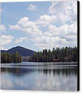 Lake Placid Canvas Print