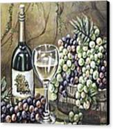 Landry Vineyards Canvas Print by Kimberly Blaylock