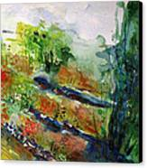 Landscape-4  Canvas Print by Vladimir Kezerashvili