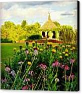 Landscape Artist Canvas Print by Carol Toepke