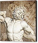 Laocoon Canvas Print by Joe Winkler