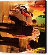 Las Vegas - Fremont Street Experience - 121219 Canvas Print by DC Photographer