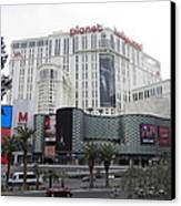Las Vegas - Planet Hollywood Casino - 12123 Canvas Print