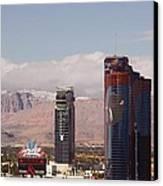 Las Vegas. Rio Canvas Print
