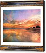 Lasting Moments Canvas Print by Betsy Knapp