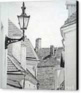 Latern Canvas Print by Jackie Mestrom