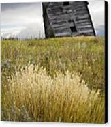 Leaning A Little Canvas Print by Bob Christopher