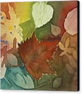 Leaves Vl Canvas Print