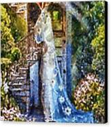 Leaving Wonderland Canvas Print