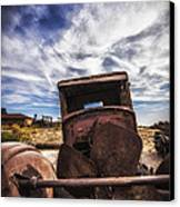 Left To Rust Canvas Print by Anthony Citro