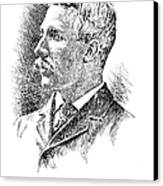 Leonard Wood (1860-1927) Canvas Print