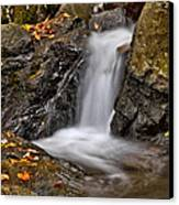 Lepetit Waterfall Canvas Print by Susan Candelario