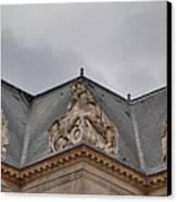 Les Invalides - Paris France - 011314 Canvas Print by DC Photographer