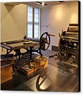 Les Invalides - Paris France - 011343 Canvas Print