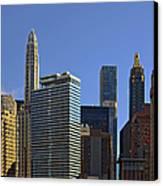 Let's Talk Chicago Canvas Print