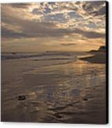Let's Walk This Evening Canvas Print