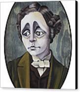 Lewis Canvas Print