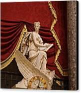 Library Of Congress - Washington Dc - 01131 Canvas Print