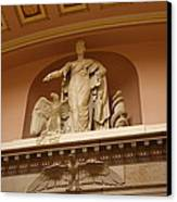 Library Of Congress - Washington Dc - 01132 Canvas Print
